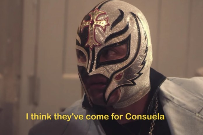 """Belly, Young Thug & Zack Meet Up With Rey Mysterio Jr. in Mexico for New """"Consuela"""" Video"""