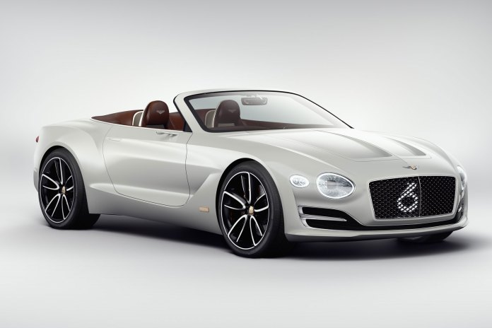 Bentley Debuts Its First Electric Concept Car, Wants to Change the Future of Luxury