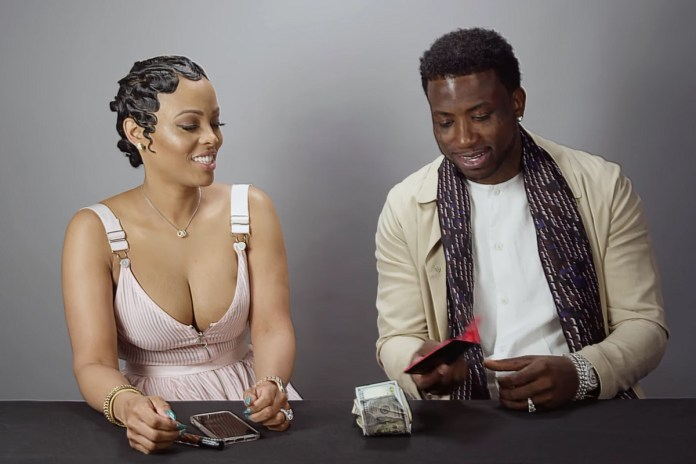 Gucci Mane, Big Sean and 'Get Out' Actor Lakeith Stanfield Show off What's in Their Pockets
