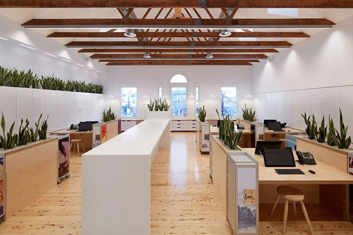 Birkenstock's Australian Headquarters Focuses on Greenery and Sustainability