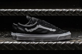 Blends and Vault by Vans Bring the Bone Jazz-Stripe Series to the Old Skool Style 36