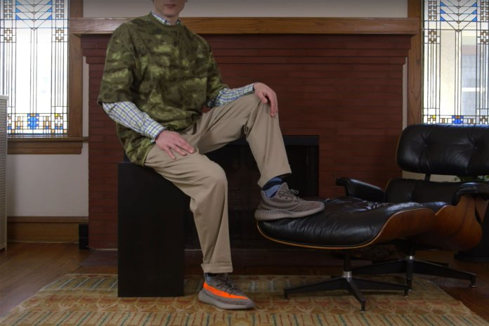 Brad Hall Hilariously Teaches Us How to Dress Like Kanye West