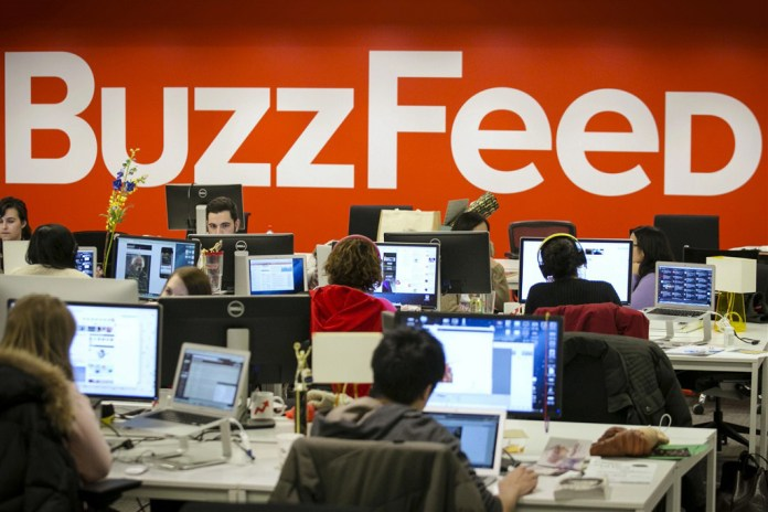BuzzFeed Is Rumored to Go Public in 2018