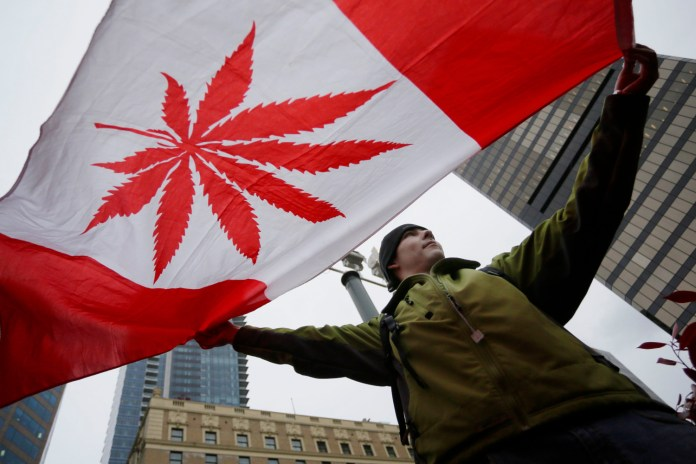 Canada Aims to Legalize Recreational Marijuana by July 2018