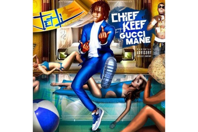"Chief Keef Shares the Previously Unreleased ""Jet Li"" Featuring Gucci Mane"
