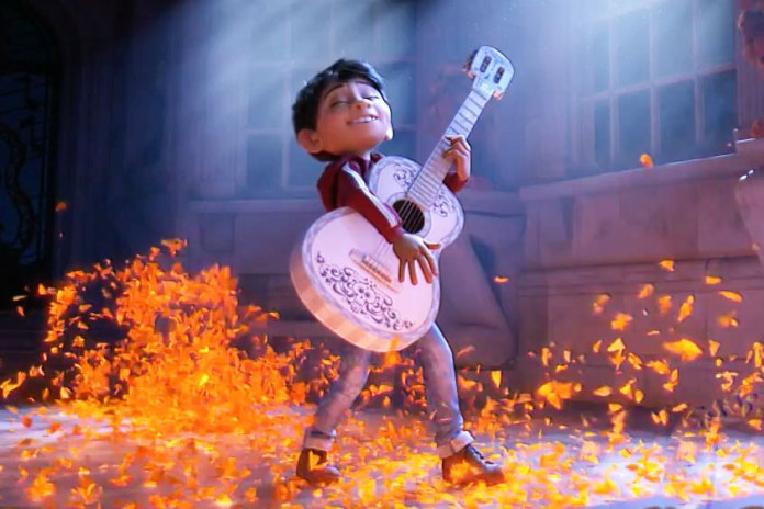 Watch the Trailer for Disney Pixar's New Movie, 'Coco'