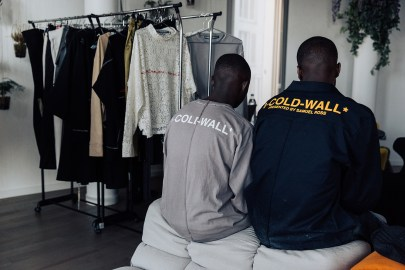 A-COLD-WALL*'s Samuel Ross on the Role of Streetwear in the Age of Brexit & Trump