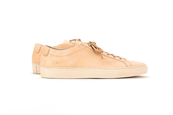 Common Projects Drops More Colorways and Materials for Its 2017 Spring/Summer Collection