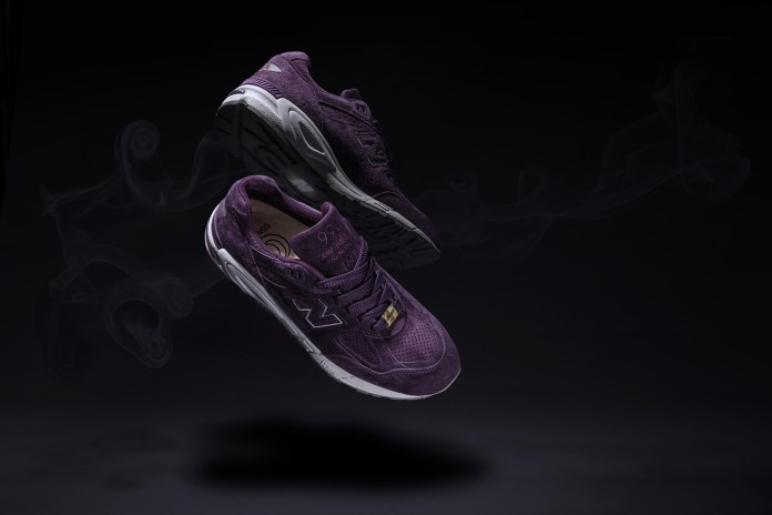 """Concepts and New Balance Team up for the 990v2 """"Tyrian"""""""