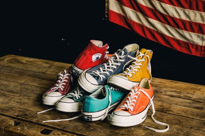 Converse Gets Colorful With Its Latest Chuck Taylor All Star '70s Release