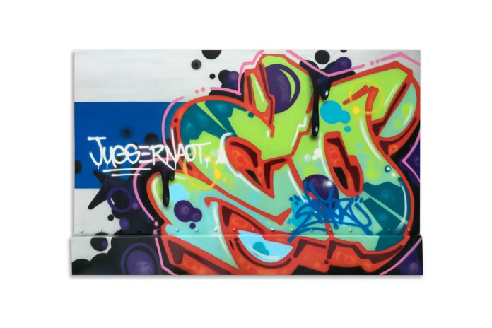 "COPE2 Launches ""JUGGERNAUT"" Artwork Series at Inner State Gallery in Detroit"
