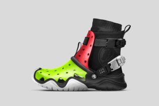 What a Crocs x ACRONYM Collaborative Shoe Might Look Like