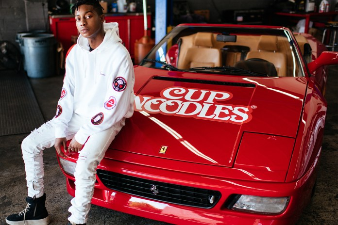 The Cup Noodles x Young & Reckless Capsule Collection Is a Nod to the Hustle