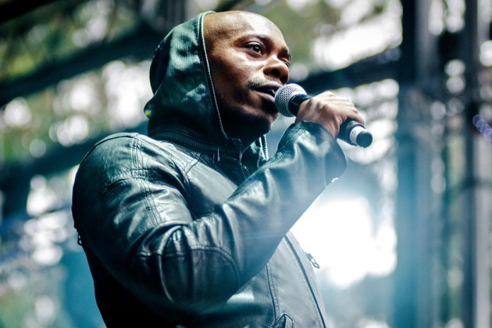 Dave Chappelle Talks About His Netflix Special, Hosting 'SNL' and Meeting Prince