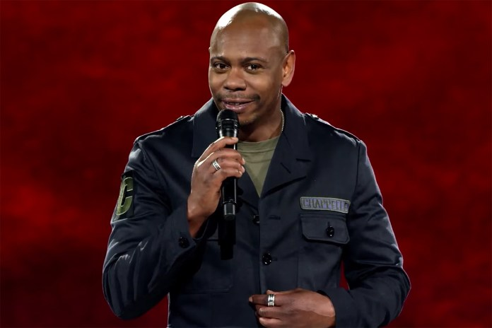 Dave Chappelle's Netflix Trailer Is Finally Here