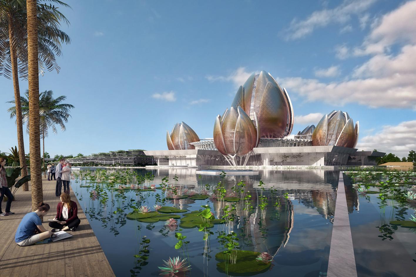 deciBel Hanoi Lotus Centre - 3742312