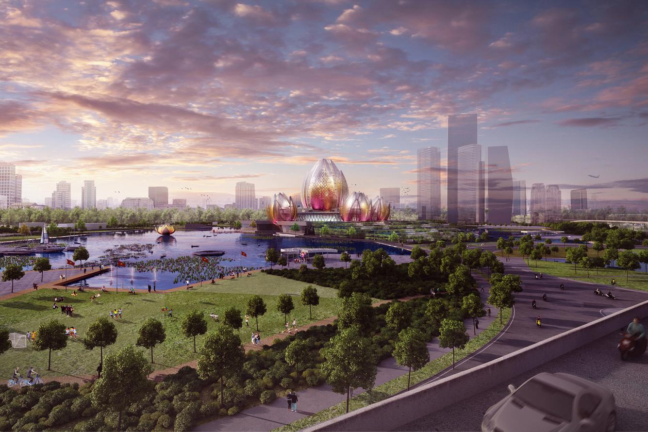deciBel Hanoi Lotus Centre - 3742315