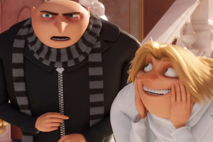 Gru Meets His Twin Brother Dru in New 'Despicable Me 3' Trailer