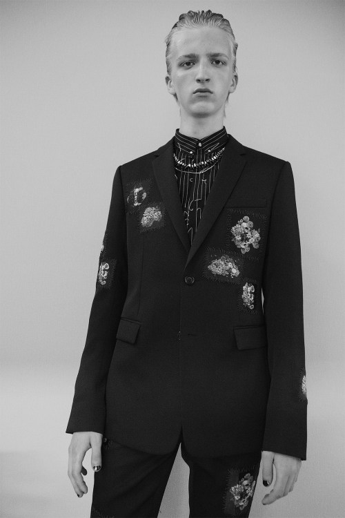 Toru Kamei Dior Homme 2017 Spring Summer Capsule Collection