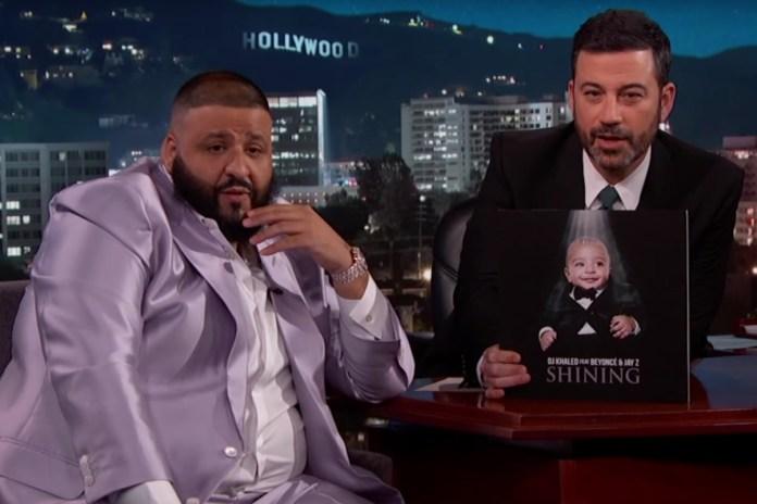 DJ Khaled's Newborn Son to Executive Produce His Upcoming Album