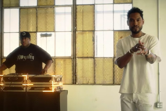 "DJ Premier & Miguel Share Romantic ""2 LOVIN U"" Video"