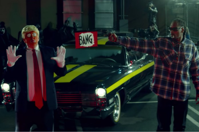 Donald Trump Issues Response to Snoop Dogg's Parody Video