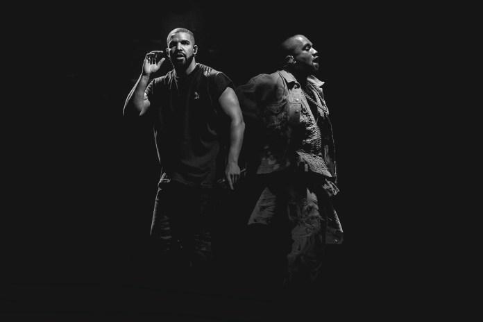 """30 Music Pairings As Lit As Drake & Kanye West's """"Glow"""""""