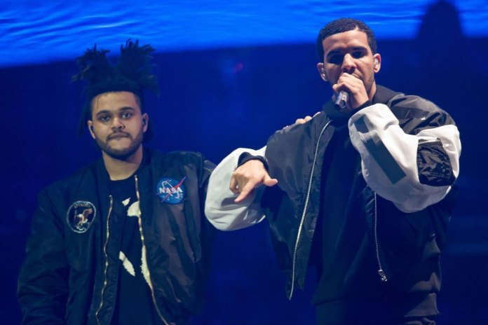 Drake Shuts Down The Weeknd's London Show With a Surprise Performance