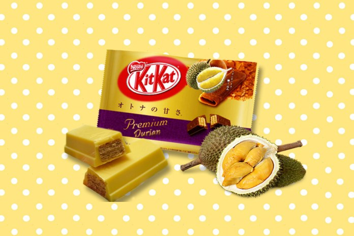 Kit Kat Thailand Will Introduce a Limited-Edition Durian Flavor