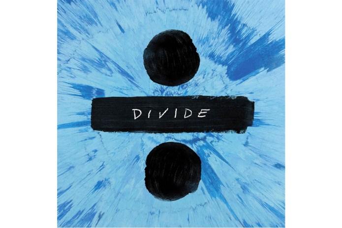 Stream Ed Sheeran's New Album, '÷' (Divide)