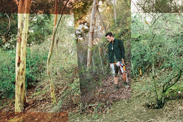 """Edison Chen Models CLOT's 2017 Spring/Summer """"New Age Ethnic"""" Collection"""