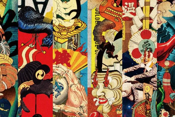 Evisen Skateboards Releases 'Essence' Board Series Inspired by Japanese Ukiyo-e Artwork