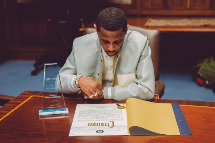Fabolous Is Gifted the Key to His Beloved Brooklyn