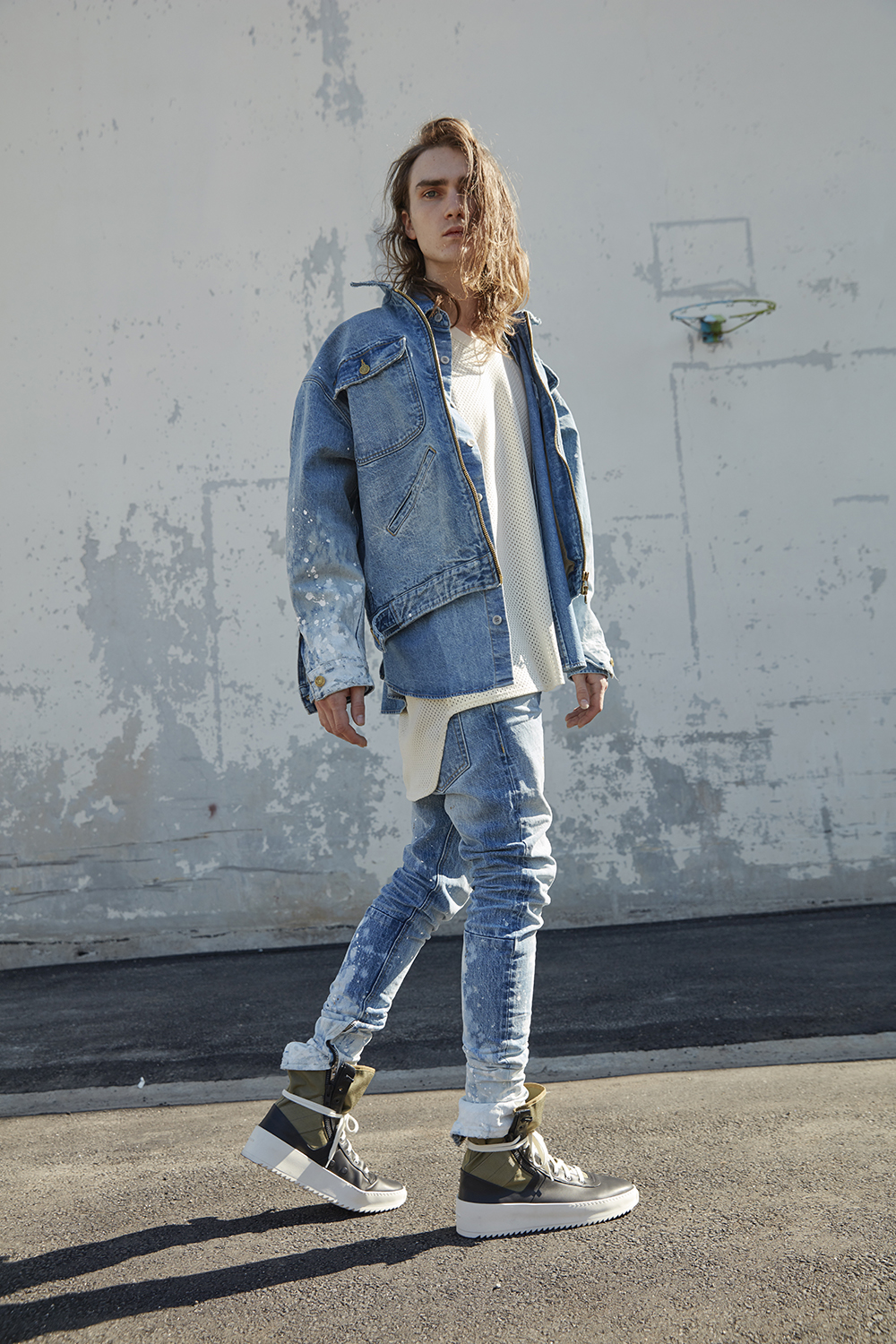 Fear of God Fifth Collection Jerry Lorenzo