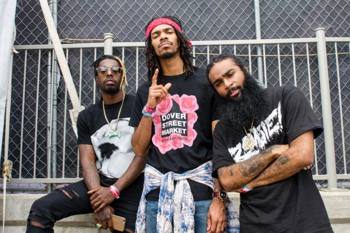 """Flatbush Zombies Get Mystical in New Song, """"Babel"""""""