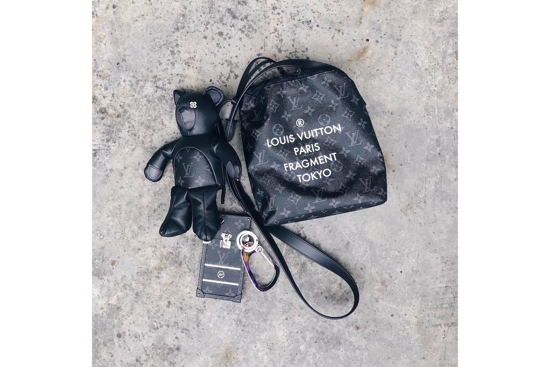 fragment design Louis Vuitton Collaboration Items - 3771059