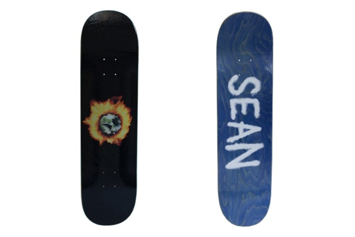 Fucking Awesome Drops a New Sean Pablo Deck