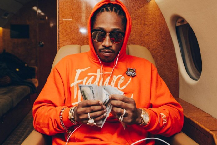 "Future Joins Mike Will Made-It For ""Razzle Dazzle"""