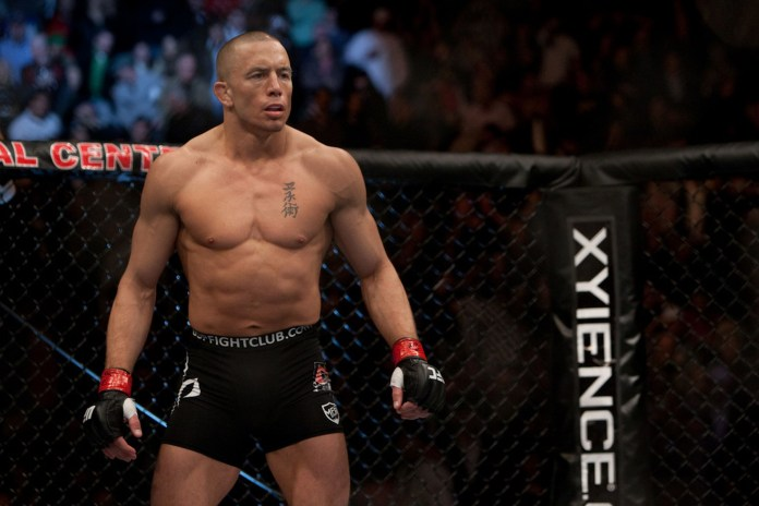 Georges St-Pierre Will Make His Triumphant UFC Return to Fight Michael Bisping