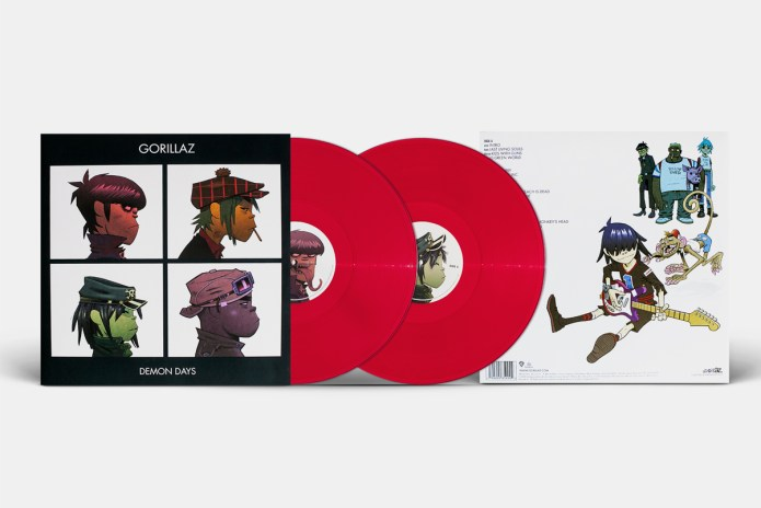 You Can Now Get Gorillaz's 'Demon Days' on Vinyl