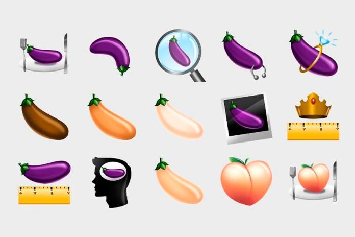 Grindr Launches Custom Emojis Full of Eggplants