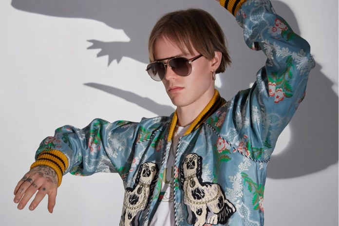 Gucci's Animal Kingdom Shines in All Its Glory in SSENSE Editorial