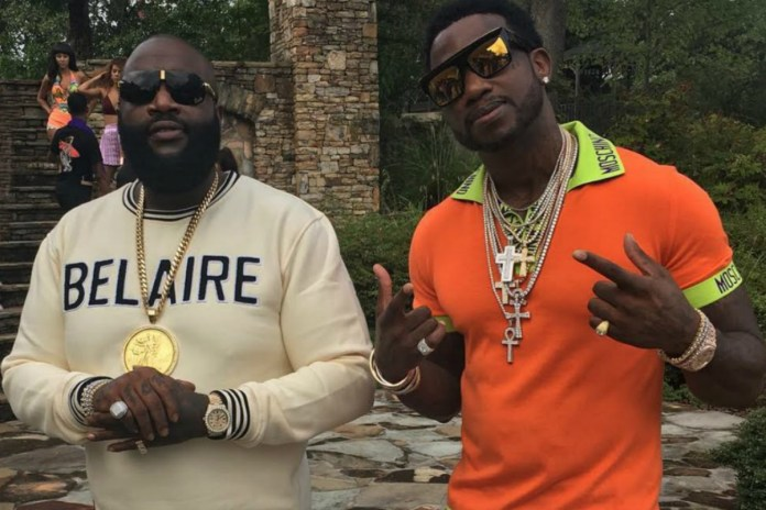Gucci Mane and Rick Ross to Release Independent Film Together