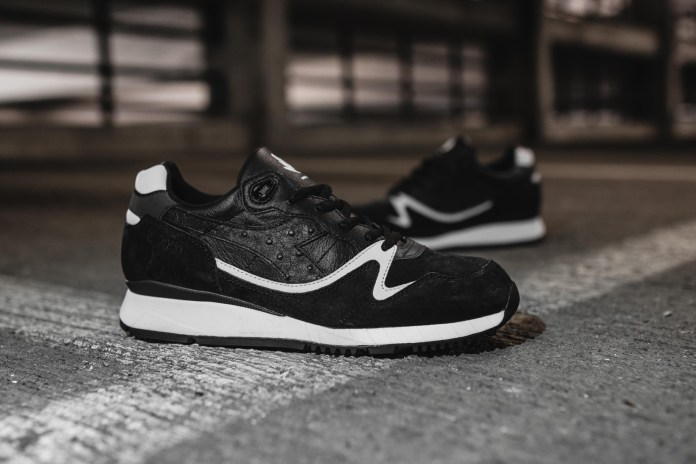 "Hanon x Diadora V7000 ""Midnight Express"" Continues The ""Saturday Special"" Theme"