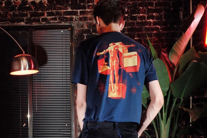 """HOMME BOY Releases a Cohesive 2017 Spring/Summer """"LOOSE ENDS"""" Collection"""