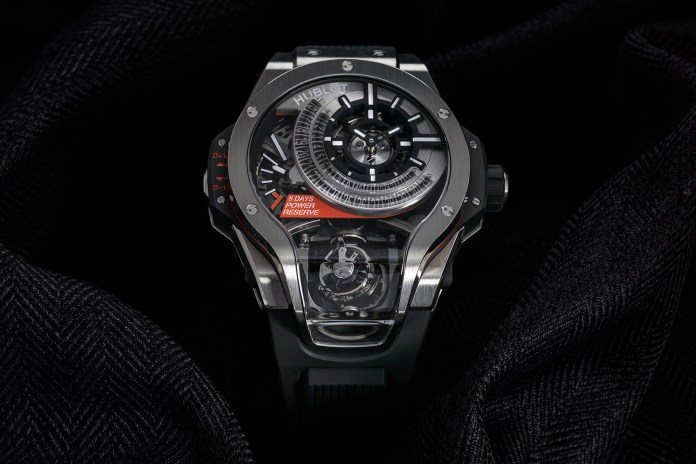 Hublot Unveils One of Its Most Audacious Designs to Date