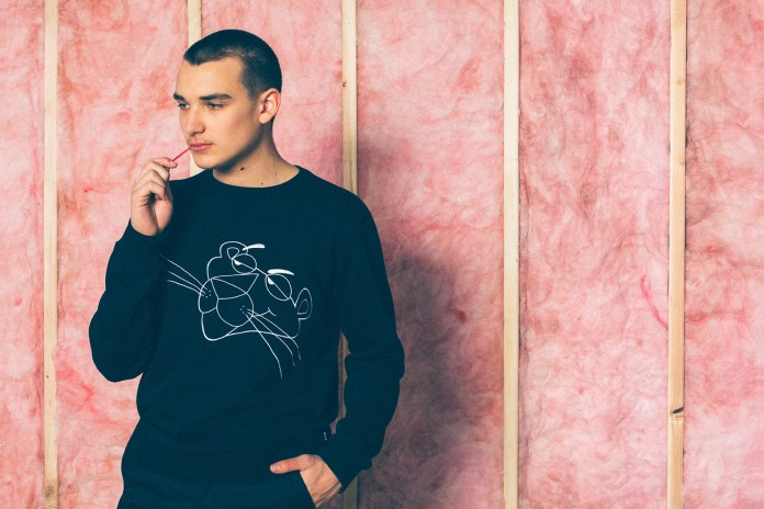 HUF Goes Retro With Latest Pink Panther Collection