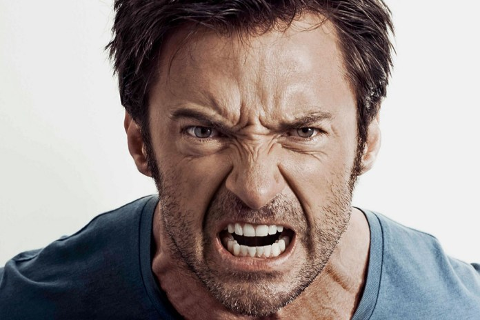 Check out Hugh Jackman Channel His Inner Wolverine in This Intense Audio-Recording Session
