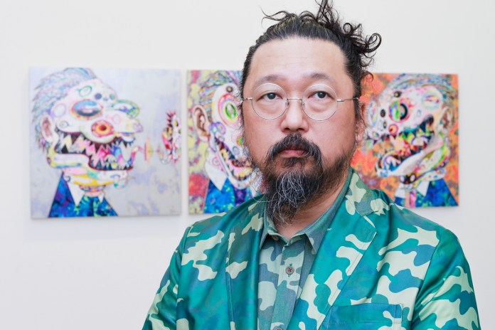 HYPEBEAST Art Basel 2017 Hong Kong Afterparty With Takashi Murakami, MR., Madsaki & Young Lord