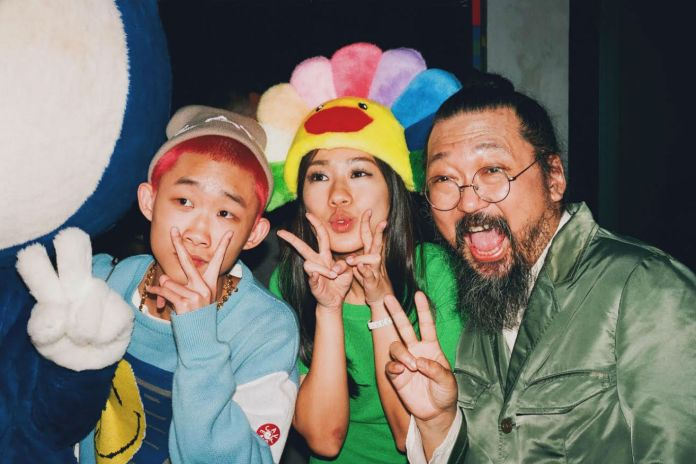 Inside the HYPEBEAST Art Basel Afterparty With Takashi Murakami, MR., Madsaki & Young Lord